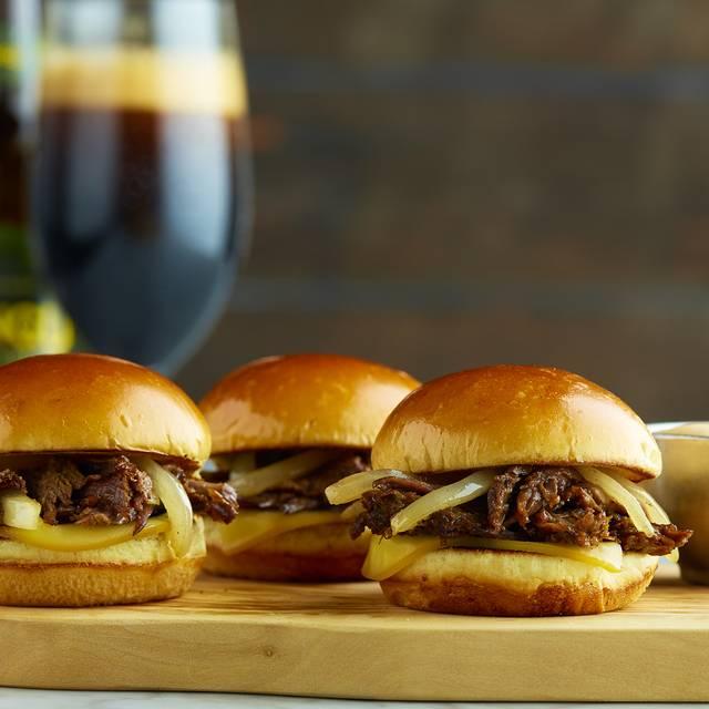 Fogo Beef rib sliders - Fogo de Chao Brazilian Steakhouse - Austin, Austin, TX