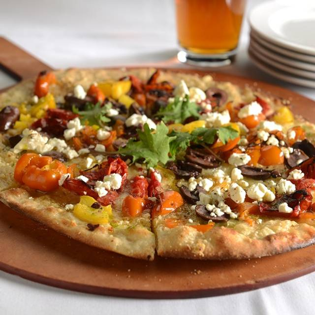 All Flatbread Pizza - Blue Moose - Manhattan, Manhattan, KS