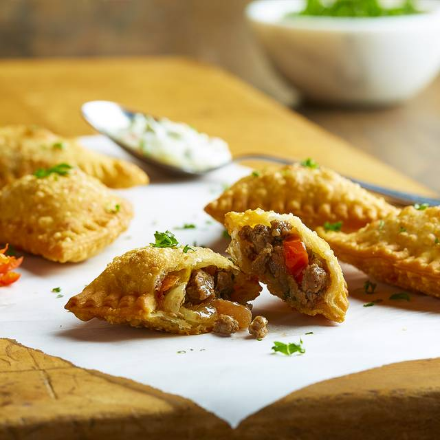 Fogo Empanadas - Fogo de Chao Brazilian Steakhouse - Houston, Houston, TX