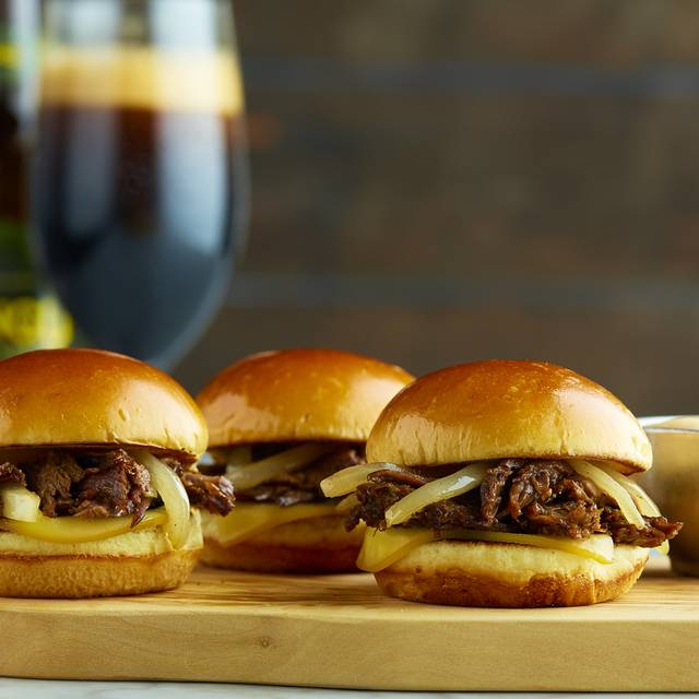 Fogo Beef rib sliders - Fogo de Chao Brazilian Steakhouse - Portland, Portland, OR