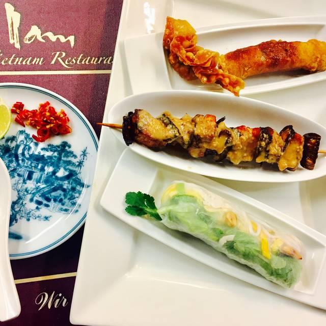 Annam Restaurant Bar