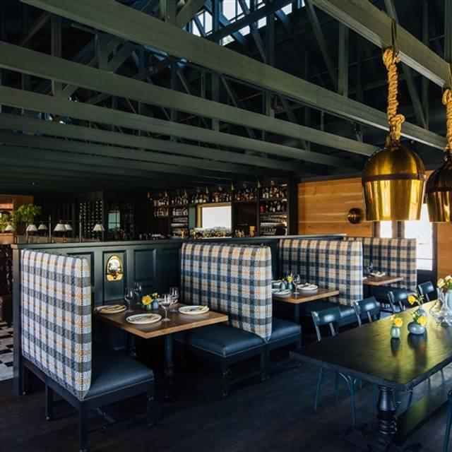 Brasswood Bar + Kitchen, St. Helena, CA