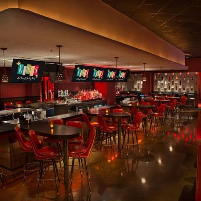 Kings Dining & Entertainment - Raleigh North Hills, Raleigh, NC