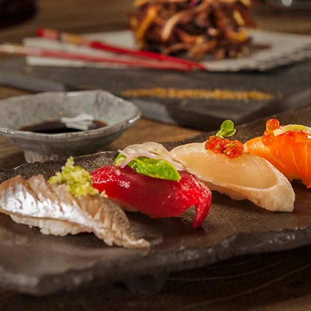 Nigiri - Dragonfly - Robata Grill & Sushi, Orlando, FL