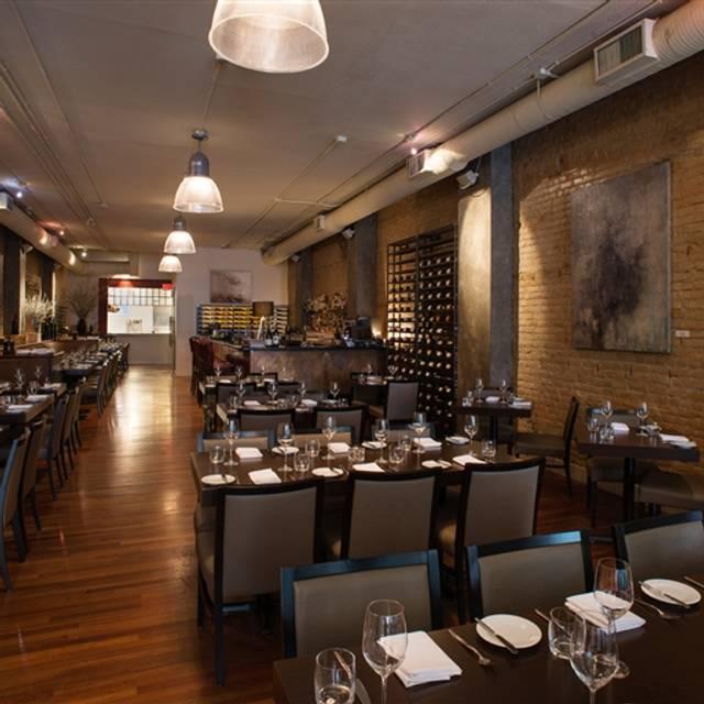 Blink Restaurant, Calgary, AB