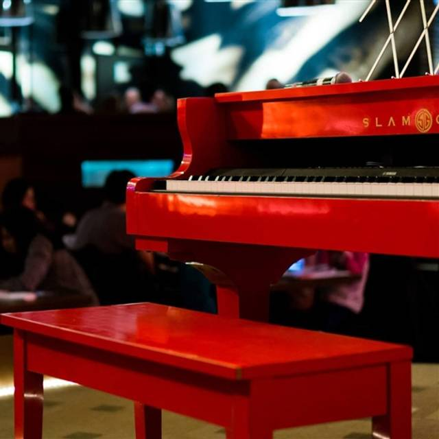 The Funky Chicken Kitchen Featuring The Aussie Rules Piano Show - Open table rules