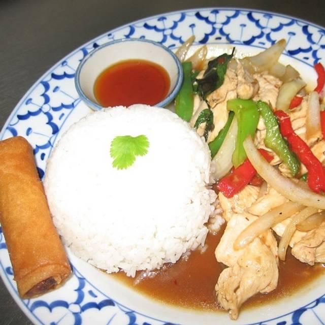 Best Thai Restaurant Addison
