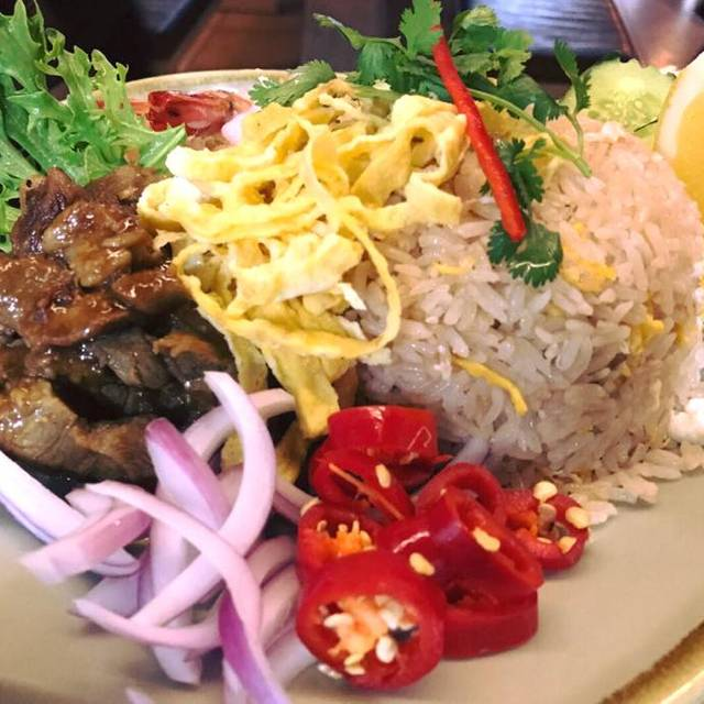 Gapi Fried Rice - Nok Nok Thai Eating House, Sydney, AU-NSW
