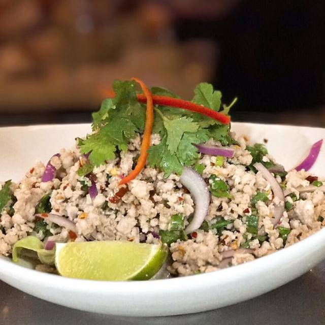 Chicken Larb - Nok Nok Thai Eating House, Sydney, AU-NSW