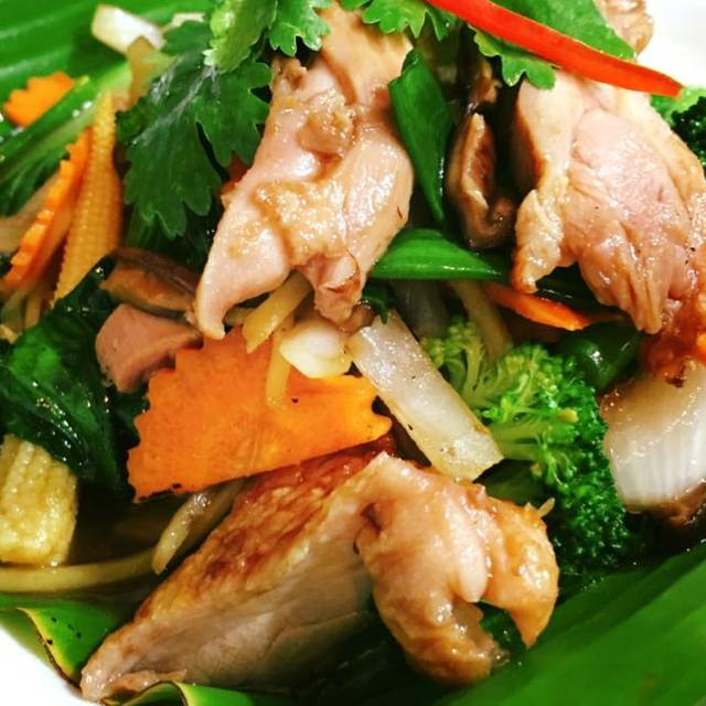 Ginger Duck - Nok Nok Thai Eating House, Sydney, AU-NSW