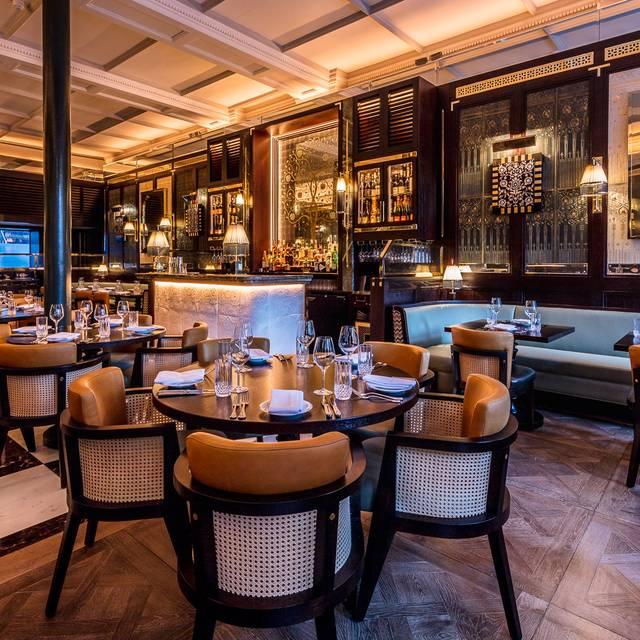 London S Best Restaurants For Al Fresco Dining: Jamavar - London,