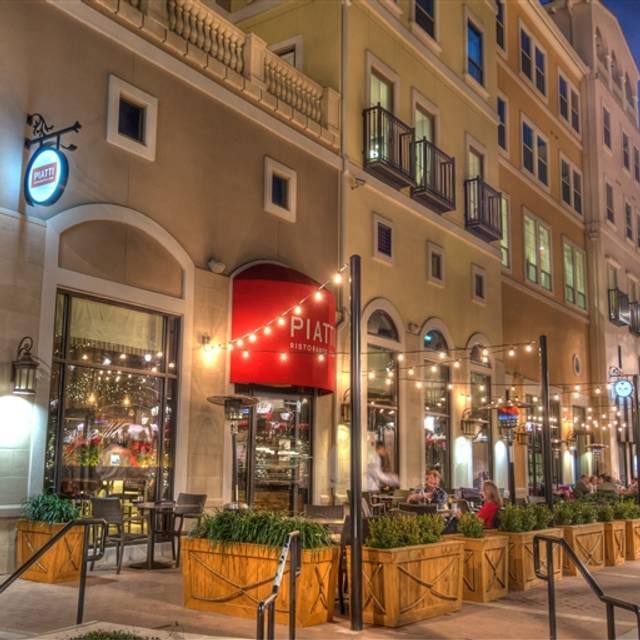Piatti Restaurant - San Antonio, Eilan, San Antonio, TX