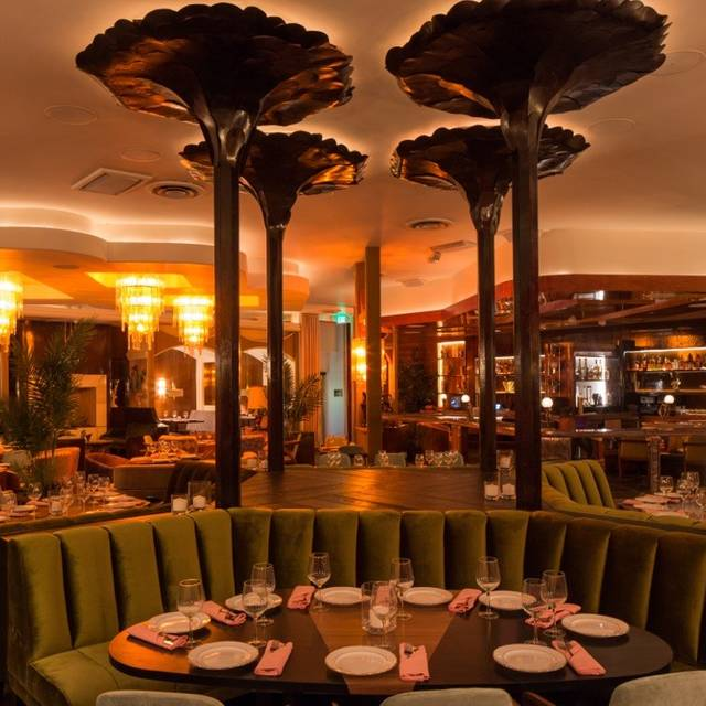 Delilah Restaurant West Hollywood Ca Opentable