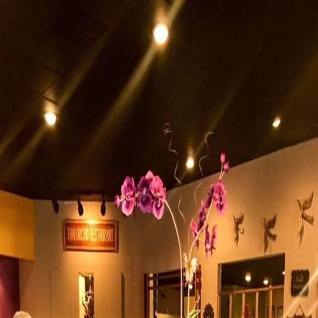 Thai Orchid Restaurant Dallas Tx