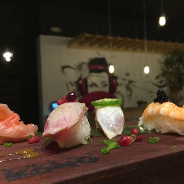 Sushi KONG Miami, Coral Gables, FL