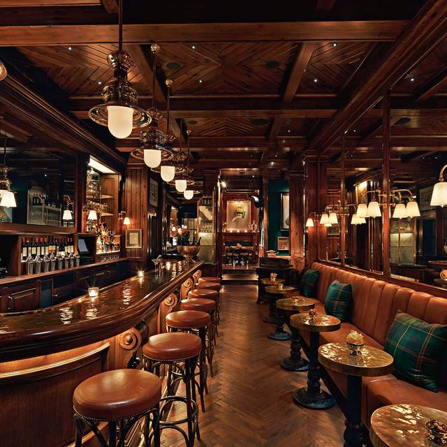 The Polo Bar, New York, NY