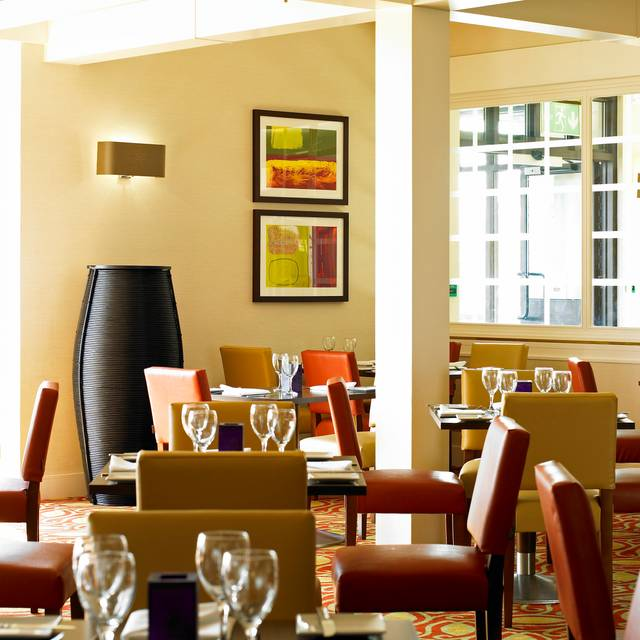 Cheshunt Marriott Grill Restaurant Menu