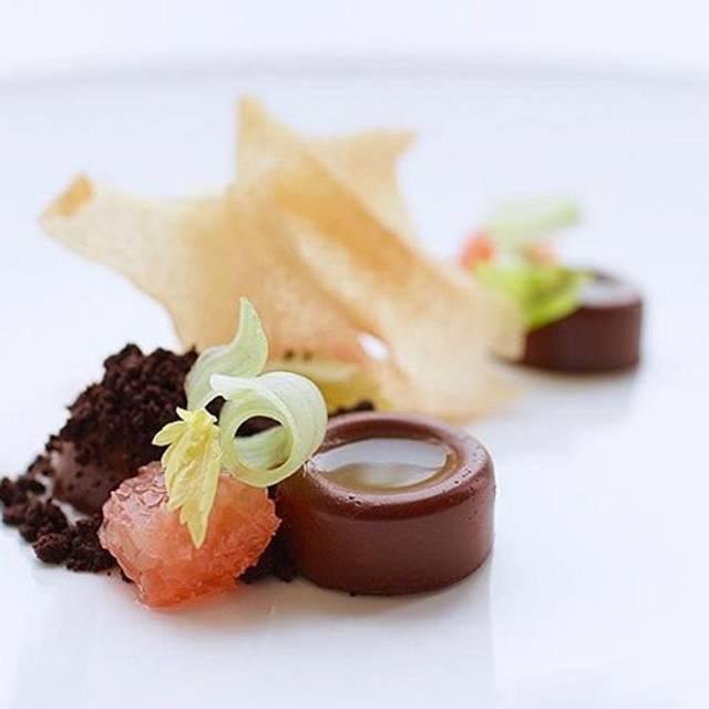 Chocolate, Grapefruit, Chartreuse, Celery Heart - Grace, Chicago, IL