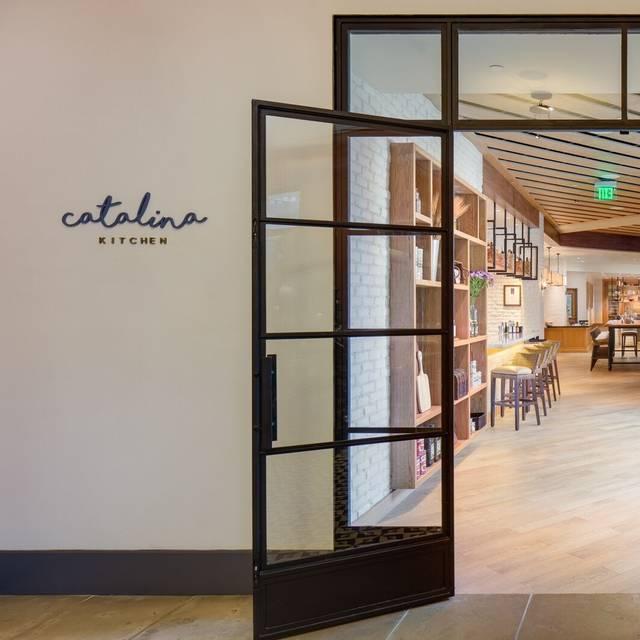 catalina entrance - catalina kitchen at Terranea Resort, Rancho Palos Verdes, CA