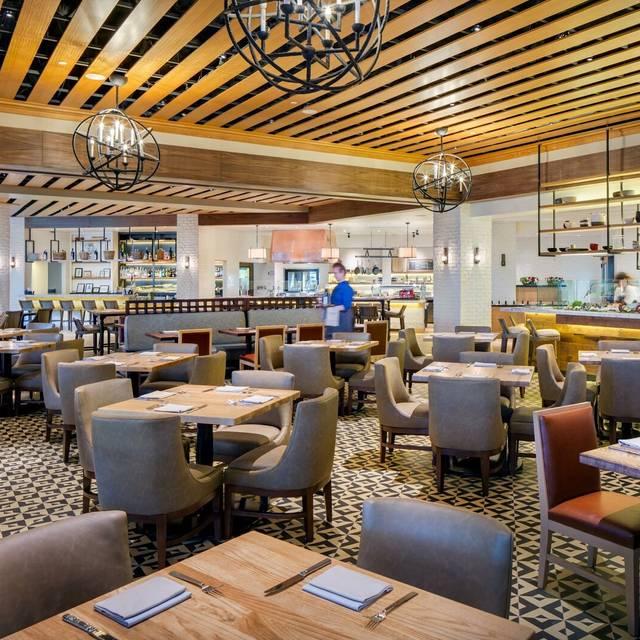 Catalina Inside - catalina kitchen at Terranea Resort, Rancho Palos Verdes, CA