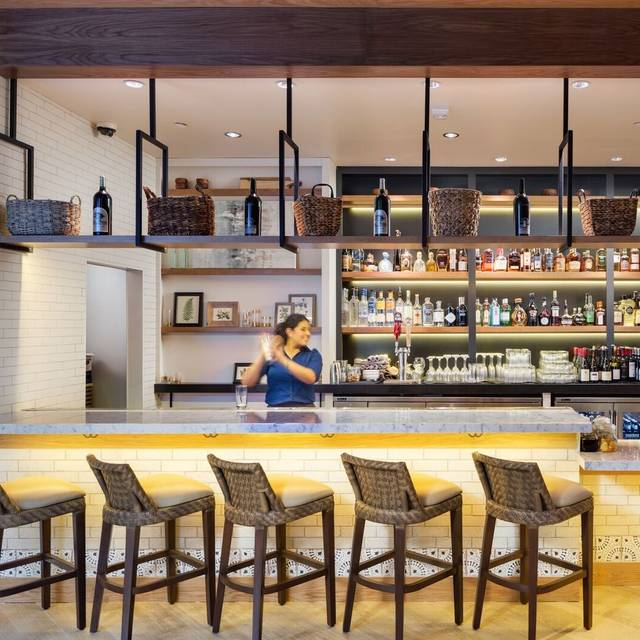 Catalina Bar - catalina kitchen at Terranea Resort, Rancho Palos Verdes, CA
