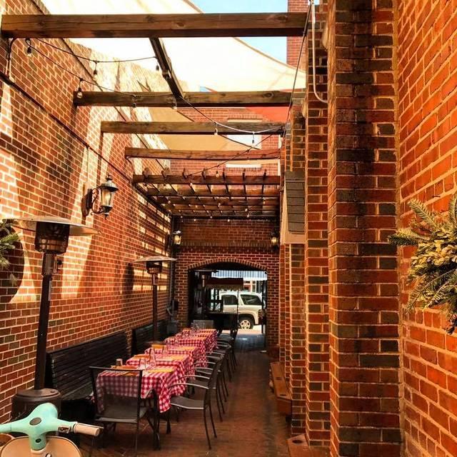 Orofino Restaurant, Fredericksburg, VA