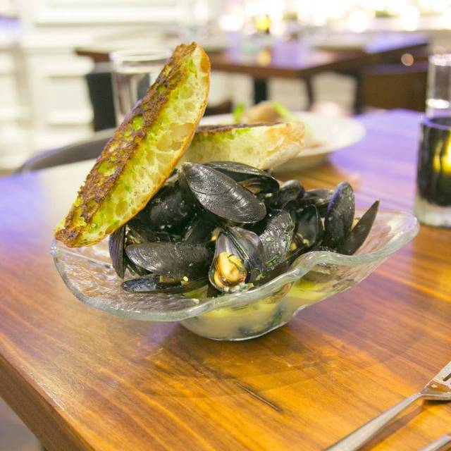 Mussels - Spoke & Steele, Indianapolis, IN