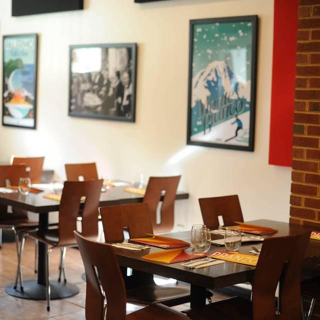 Orofino Restaurant Fredericksburg Va