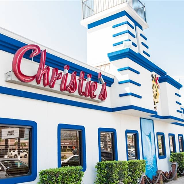 Christie's Seafood & Steaks, Houston, TX