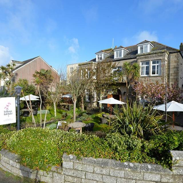 Foyer Hotel Cornwall : St mary s hall hotel cornwall opentable