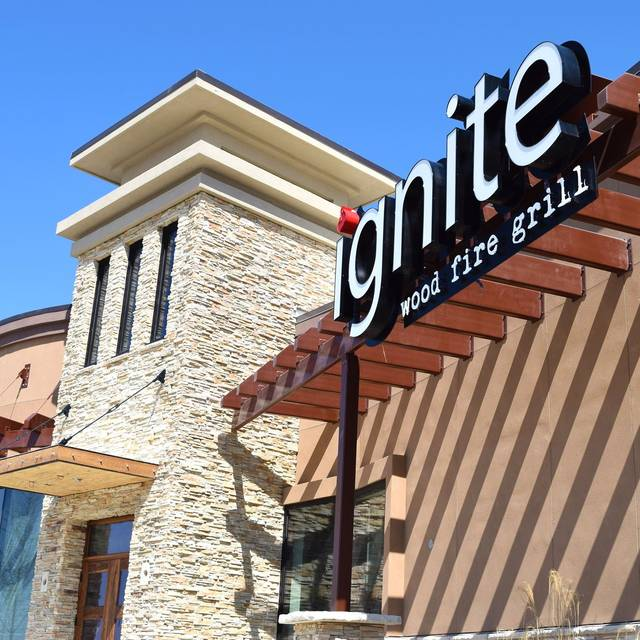 Ignite Wood Fire Grill, Lenexa, KS