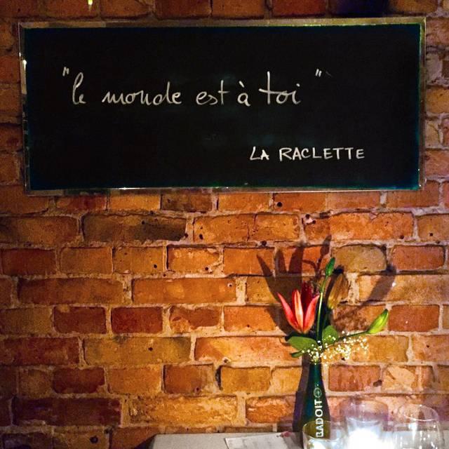 permanently closed la raclette dauerhaft geschlossen restaurant berlin opentable. Black Bedroom Furniture Sets. Home Design Ideas