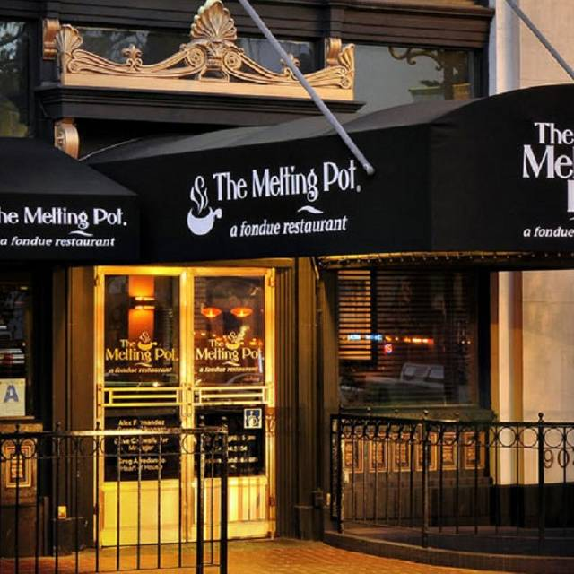 The Melting Pot - Gaslamp Quarter, San Diego, CA