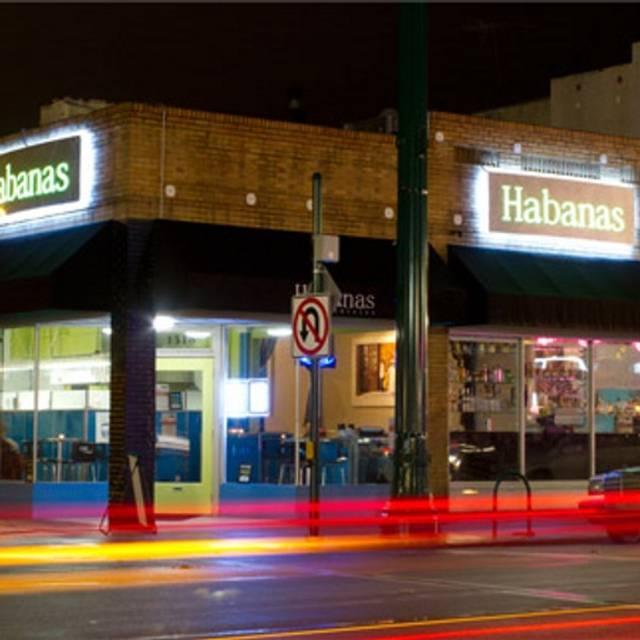 Habanas Cuban Cuisine - Habanas Cuban Cuisine, Alameda, CA