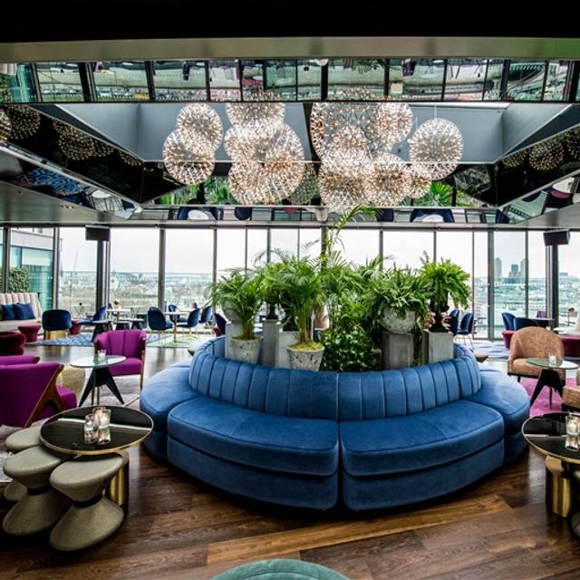 12th Knot at Sea Containers London (formerly Rumpus Room), London