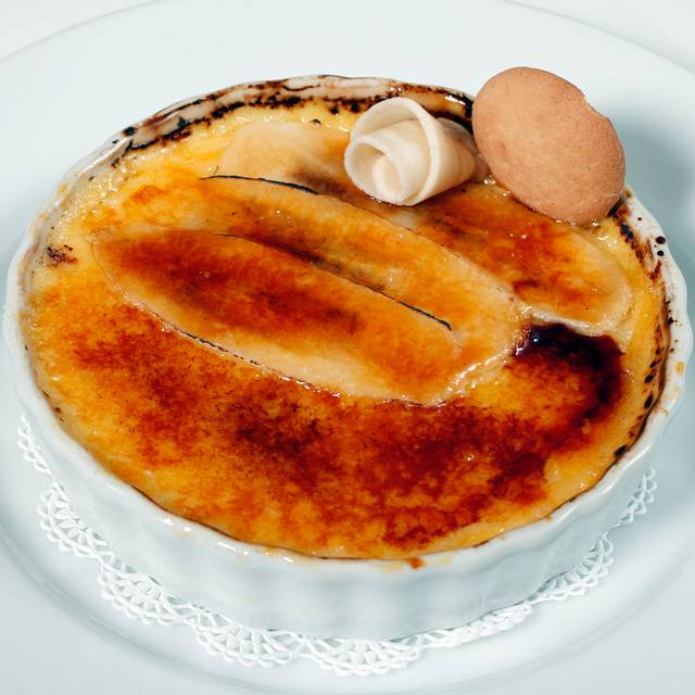 Annunciation Banana Pudding Creme Brulee  - ANNUNCIATION, New Orleans, LA