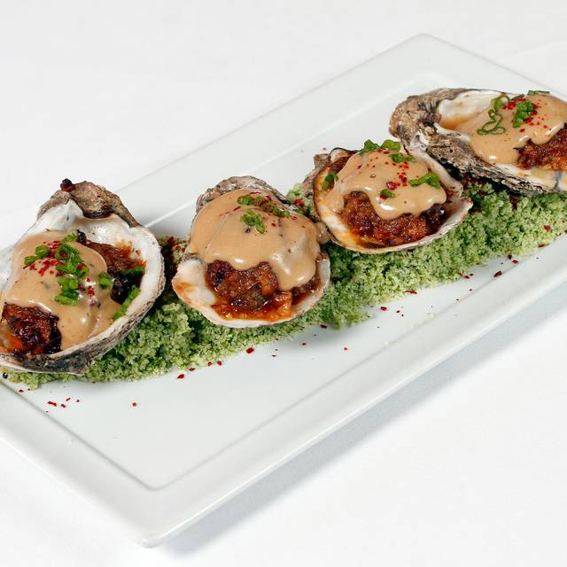 Annunciation Baked Oysters Wit Boudin And Hollandaise - ANNUNCIATION, New Orleans, LA
