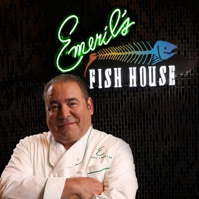 Emeril's Fish House, Bethlehem, PA