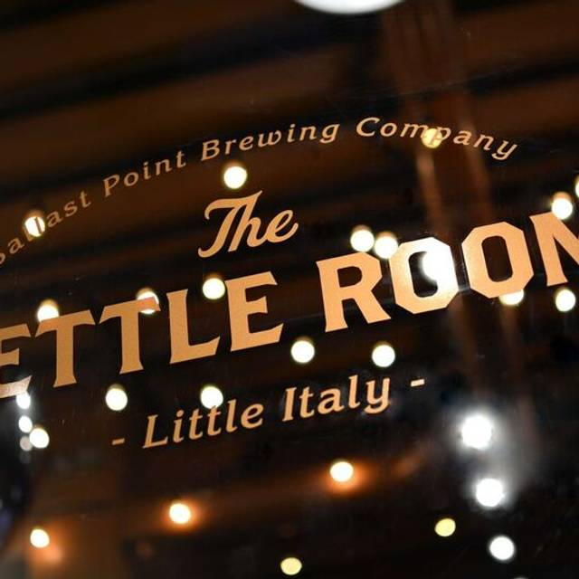 The Kettle Room, San Diego, CA
