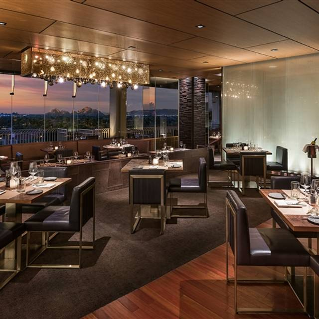 J&G Steakhouse Scottsdale at The Phoenician, Scottsdale, AZ