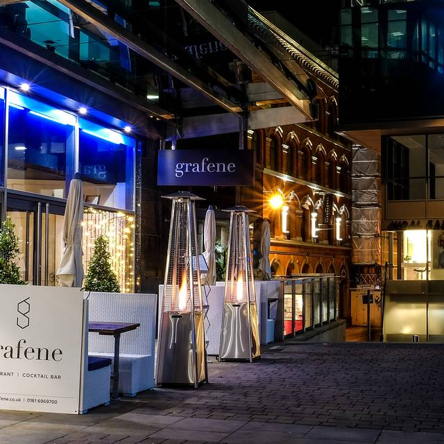 Grafene Restaurant & Bar, Manchester