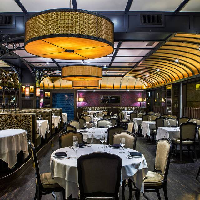 Prime provisions steakhouse restaurant chicago il for 0pen table chicago