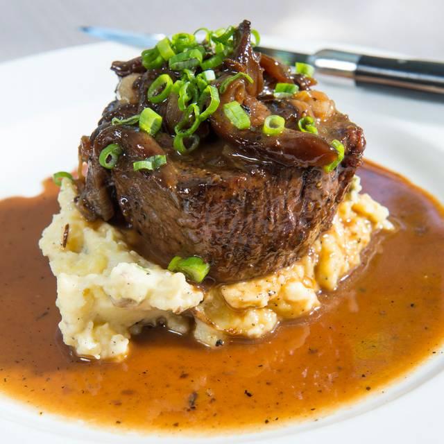 Steak Diane - The Manor House, Houston, TX