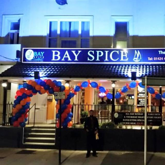 Bay Spice, Hastings, East Sussex