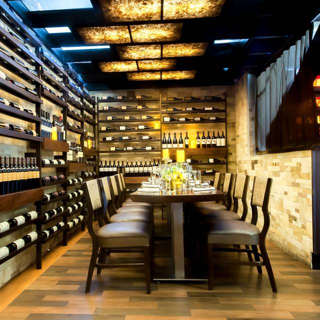 Wine Cellar - The Strand House, Manhattan Beach, CA