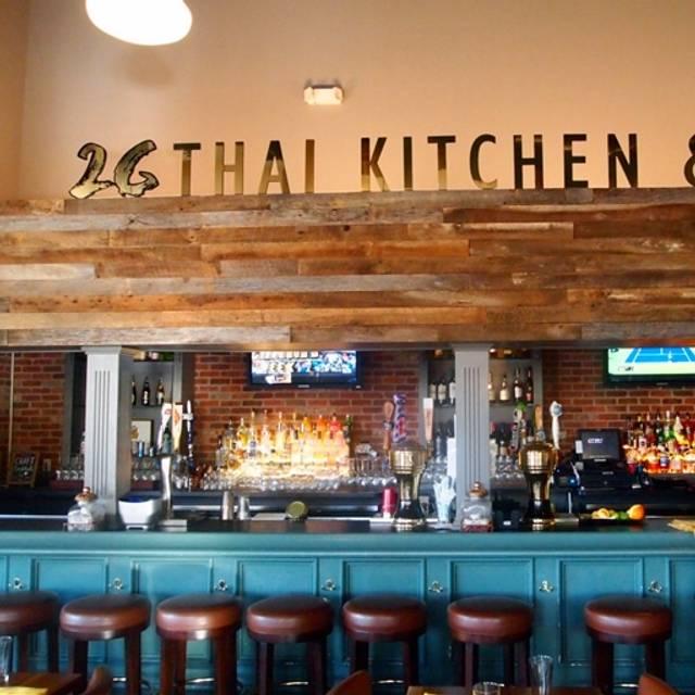 26 Thai Kitchen & Bar, Atlanta, GA