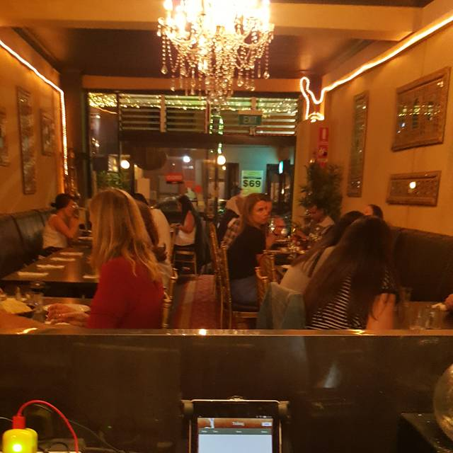 Permanently closed tabaq restaurant newtown newtown for Table 9 newtown