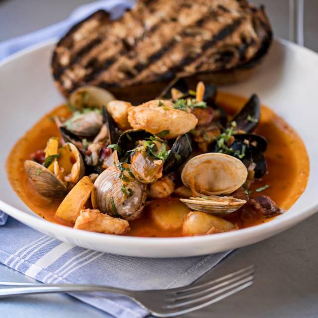 Portuguese Fish Stew Brine Seafood Shack Alpharetta Ga