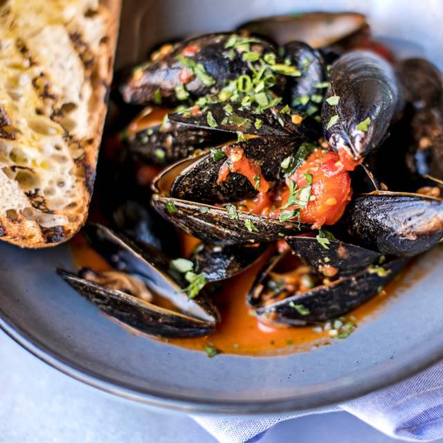 Mussels Marinara Brine Seafood Shack Alpharetta Ga