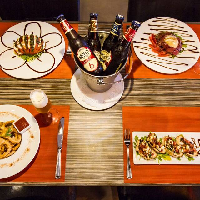 Appetizers - La Ruota, Doral, FL